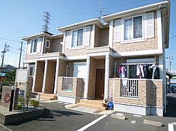 [タウンハウス] 静岡県袋井市葵町3丁目 の賃貸【/】の外観