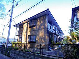 ラフォーレハイツW-3[1階]の外観