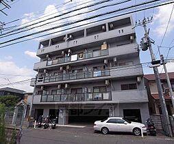 京都府京都市右京区西京極前田町の賃貸マンションの外観