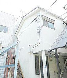 東京都江東区東砂1丁目の賃貸アパートの外観