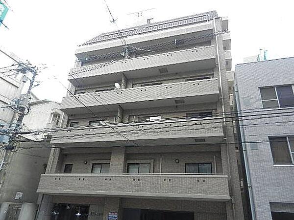 ルミエール堺町 3階の賃貸【広島県 / 広島市中区】