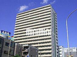 レジデンスカープ札幌[18階]の外観