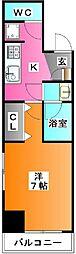 Grand chariot Nishiogu[2階]の間取り