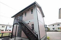 広島県福山市東深津町4丁目の賃貸アパートの外観