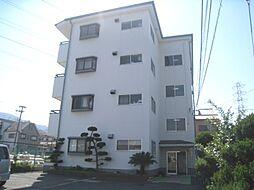 大阪府東大阪市日下町6丁目の賃貸マンションの外観