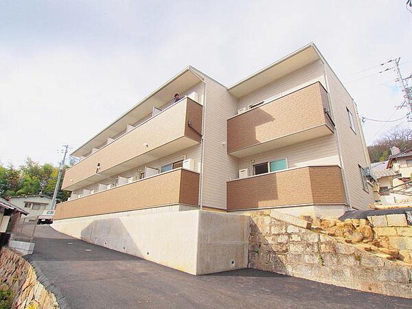 広島県安芸郡海田町成本の賃貸アパート