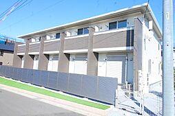 [テラスハウス] 千葉県柏市大室3丁目 の賃貸【/】の外観