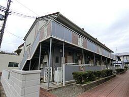 シャロームB棟[1階]の外観