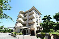 宝塚グリーンハイツ 4号館[402号室]の外観