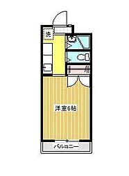 センチュリー21厚木[2階]の間取り