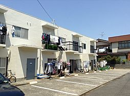佐藤アパート[201号室]の外観