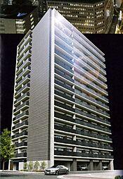 大阪府大阪市西区阿波座1丁目の賃貸マンションの外観