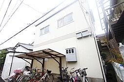 [タウンハウス] 広島県広島市南区仁保2丁目 の賃貸【/】の外観