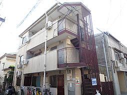 大阪府大阪市西成区橘2丁目の賃貸マンションの外観