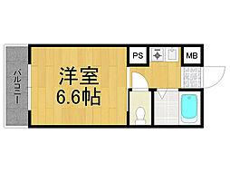 エトール6[2階]の間取り