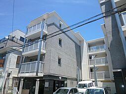 カラーズ帝塚山東[4階]の外観