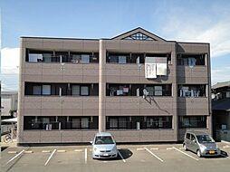 広島県福山市曙町3丁目の賃貸マンションの外観