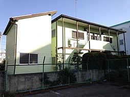 神奈川県横浜市栄区笠間5丁目の賃貸アパートの外観