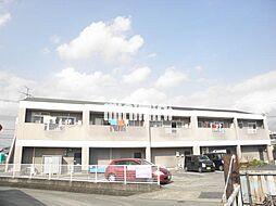 シティパレス山田A[2階]の外観