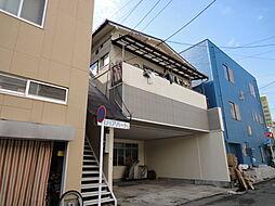 城川アパート[202号室]の外観