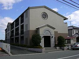 兵庫県西宮市門戸西町の賃貸マンションの外観