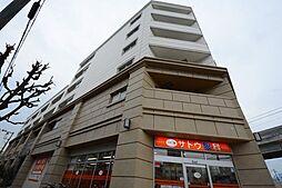兵庫県西宮市津門西口町の賃貸マンションの外観