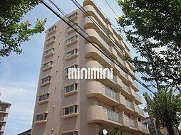 愛知県名古屋市天白区焼山2の賃貸マンションの外観