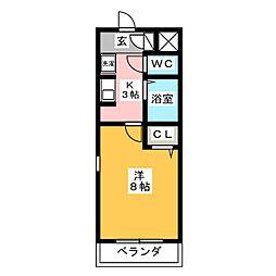 西可児駅 3.5万円