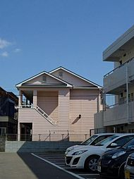 コーポワダ[2階]の外観