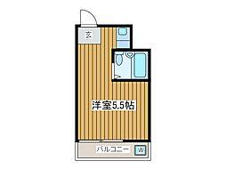 東菱マンション[1階]の間取り