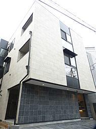 ヴィラージュ白金台[3階]の外観