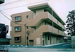 栃木県宇都宮市簗瀬1丁目の賃貸マンションの外観