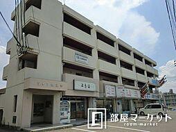 愛知県豊田市山之手10丁目の賃貸マンションの外観