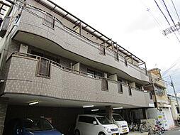 アクシリア駒川[2階]の外観