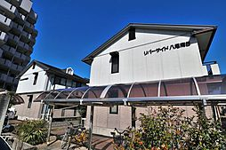 リバーサイド八尾南 B棟[102号室]の外観