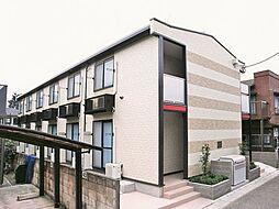 東京都練馬区関町北3丁目の賃貸アパートの外観