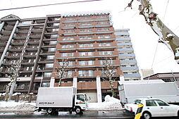 北海道札幌市中央区南七条西7の賃貸マンションの外観