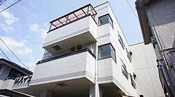千葉県船橋市北本町2丁目の賃貸マンションの外観