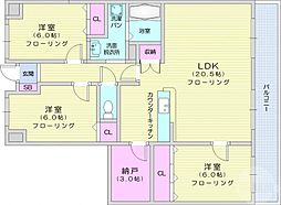 南仙台駅 8.5万円