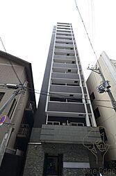 レジュールアッシュ梅田AXIA[2階]の外観