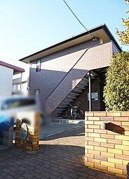 神奈川県藤沢市亀井野3の賃貸アパートの外観