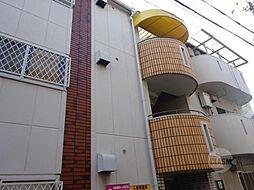 JPアパートメント門真[1階]の外観
