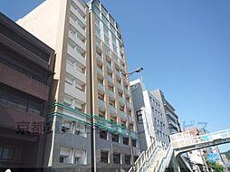 京都府京都市下京区五条通堺町西入塩竈町の賃貸マンションの外観
