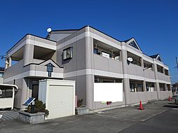三重県鈴鹿市稲生塩屋3丁目の賃貸アパートの外観