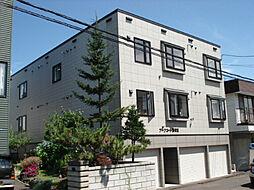 アークコート西岡III[2階]の外観