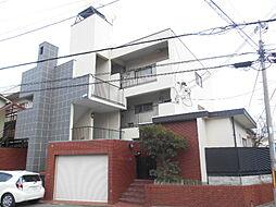 ベルエアー桜塚[208号室]の外観