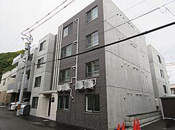 SUONO南円山[201号室]の外観