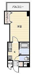 アクス敷島21[403号室]の間取り