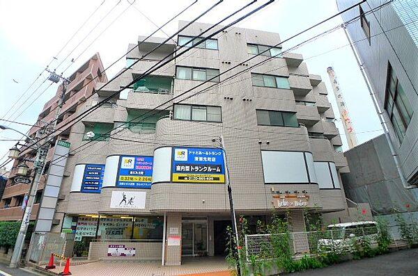 清瀬貴志ビル[3階]の外観