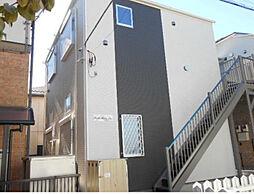 神奈川県横須賀市追浜南町1丁目の賃貸アパートの外観